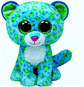 leona the ty beanie boo cat