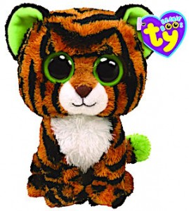 stripes the ty tiger