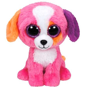 Precious the beanie boo dog