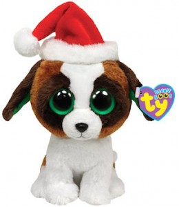 Presents the Christmas Canine.