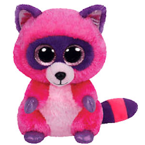 Roxie the beanie boo raccoon