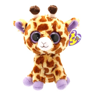 Safari the beanie boo giraffe