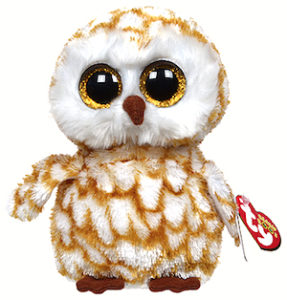 Swoops the beanie boo owl