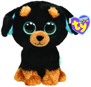 Tuffy the rottweiler