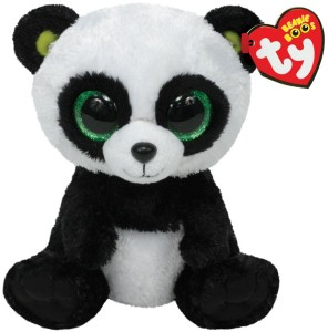 beanie boo bamboo the Panda Bear