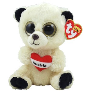 99e6d13de3b Austria the beanie boo bear
