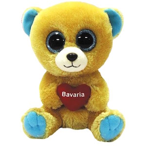 Beanie Boo Bear Names Bavaria