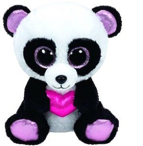 Cutie Pie The Beanie Boo Panda