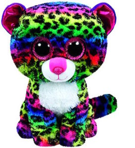 Dotty the Beanie Boo Cat