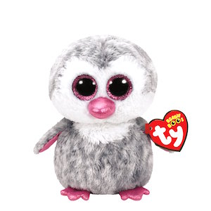 Beanie Boo Penguin Named Olive